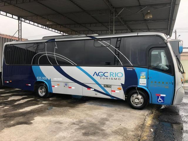 Micro-ônibus Neobus com WC - ano 2013 - Foto 3