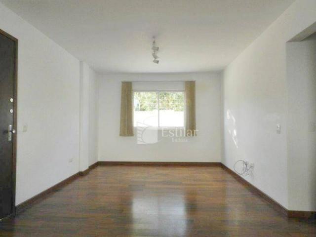 Apartamento 03 quartos (01 suíte) e 02 vagas no seminário, curitiba - Foto 4
