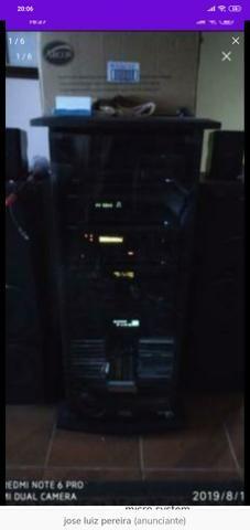 Sistema integrado De Som Sony LB A595,incomparavél - Foto 4