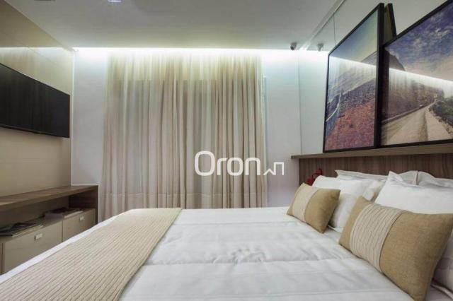 Apartamento com 3 dormitórios à venda, 154 m² por R$ 981.000,00 - Alto da Glória - Goiânia - Foto 4