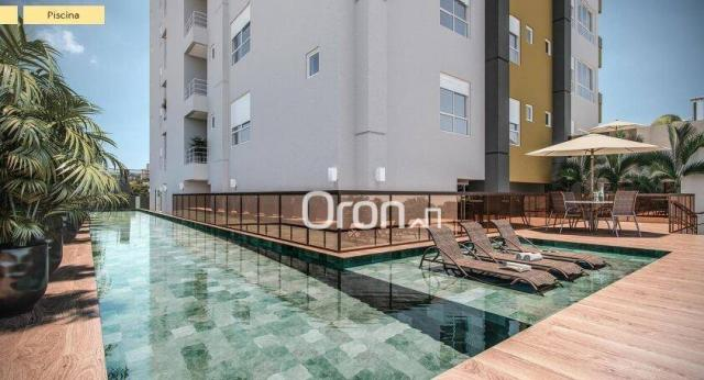 Apartamento com 4 dormitórios à venda, 440 m² por r$ 2.971.000,00 - setor marista - goiâni - Foto 19