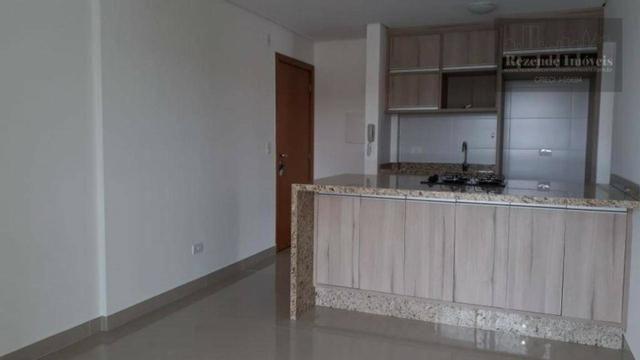 F-AP0990 Apartamento com 2 dormitórios à venda, 72 m² por R$ 459.000,00 - Ecoville - Foto 3