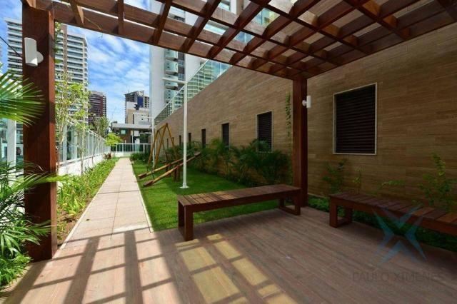 Contemporâneo, 3 dormitórios à venda, 144 m² por r$ 1.310.000 - aldeota - fortaleza/ce - Foto 10