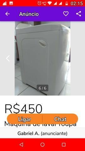 Máquina de lavar roupa 12 kls da Eletrolux - Foto 2