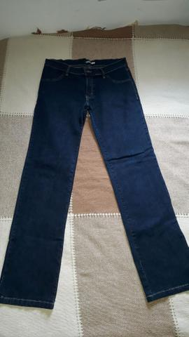 Calças Jeans Tamanho 46 R$ 20,00 cada - Foto 4