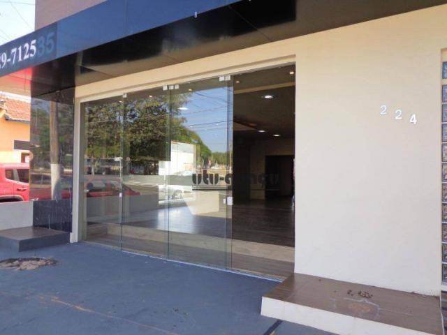 Salão para alugar, 340 m² por r$ 12.000/mês - vila padre bento - itu/sp