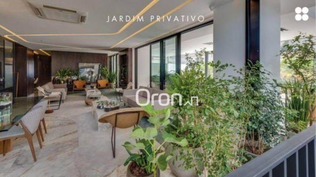Apartamento com 3 dormitórios à venda, 157 m² por r$ 889.000,00 - setor marista - goiânia/ - Foto 4