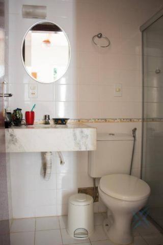 Casa com 3 dormitórios à venda, 240 m² por r$ 419.990 - edson queiroz - fortaleza/ce - Foto 18