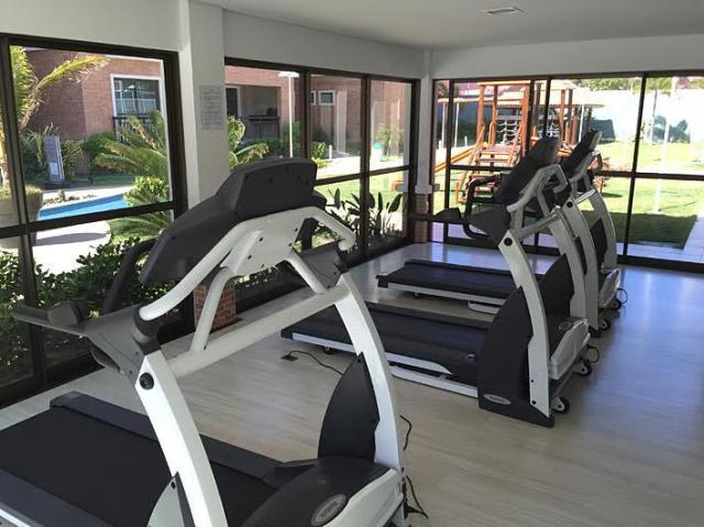Apartamento residencial à venda, Porto das Dunas, Aquiraz. - Foto 4