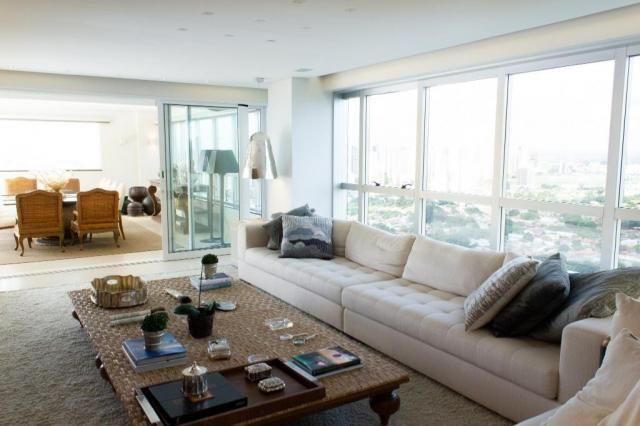 Cobertura à venda, 503 m² por r$ 3.800.000,00 - setor marista - goiânia/go - Foto 9