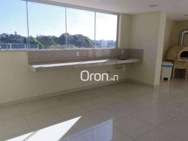 Apartamento com 2 dormitórios à venda, 55 m² por R$ 243.000,00 - Vila Rosa - Goiânia/GO - Foto 11