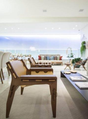 Apartamento com 3 dormitórios à venda, 154 m² por R$ 981.000,00 - Alto da Glória - Goiânia - Foto 19
