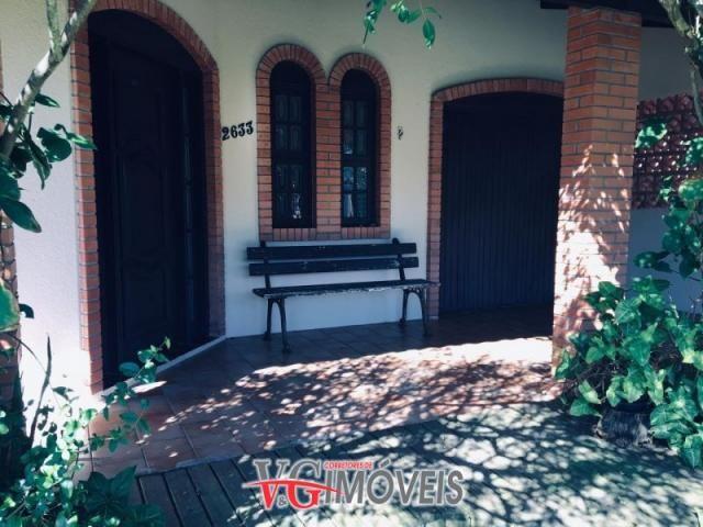 Casa à venda com 3 dormitórios em Nova tramandaí, Tramandaí cod:40 - Foto 2