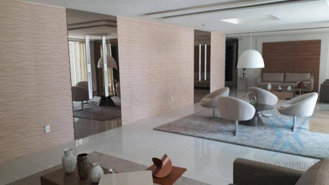 Contemporâneo, 3 dormitórios à venda, 144 m² por r$ 1.310.000 - aldeota - fortaleza/ce - Foto 3