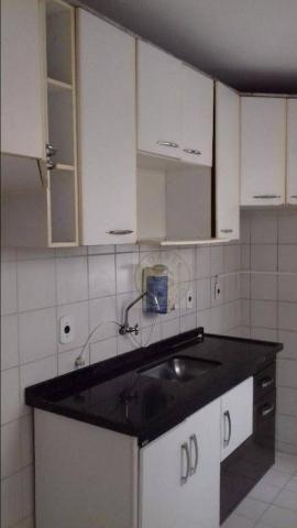 Apartamento residencial para locação, Jardim Santo André, Santo André. - Foto 2