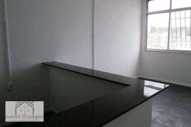 Apartamento com 1 dormitório para alugar, 50 m² por r$ 900/mês - centro - niterói/rj - Foto 5
