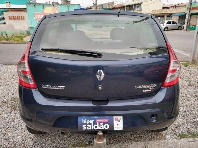Renault sandero 2009 com parcelas de 599 mensais financio e aceito trocas - Foto 10
