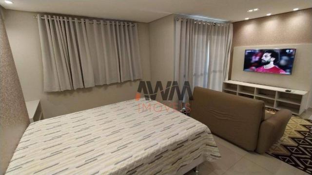 Apartamento com 1 dormitório para alugar, 42 m² por R$ 2.000,00/mês - Setor Oeste - Goiâni - Foto 20