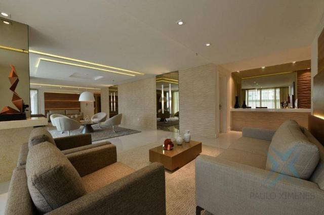 Contemporâneo, 3 dormitórios à venda, 144 m² por r$ 1.310.000 - aldeota - fortaleza/ce