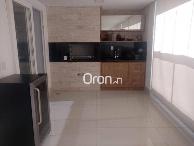 Apartamento à venda, 265 m² por R$ 2.450.000,00 - Setor Marista - Goiânia/GO - Foto 8