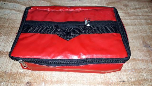 Bolsa térmica para lanches e salgados - Foto 2