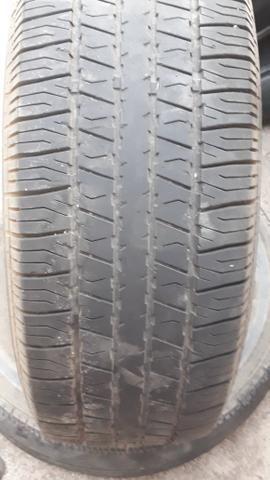 Vendo 4 pneus meia-vida - Foto 3
