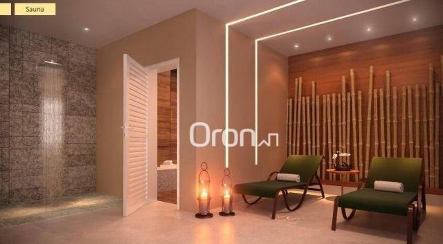 Apartamento com 4 dormitórios à venda, 440 m² por r$ 2.971.000,00 - setor marista - goiâni - Foto 20