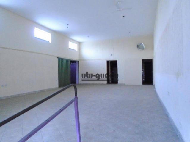 Salão para alugar, 123 m² por r$ 3.500/mês - vila padre bento - itu/sp