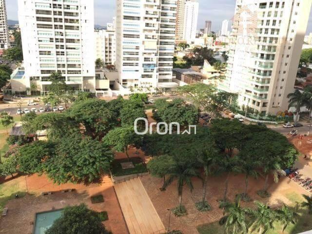 Apartamento com 3 dormitórios à venda, 154 m² por r$ 770.000,00 - setor bueno - goiânia/go - Foto 10