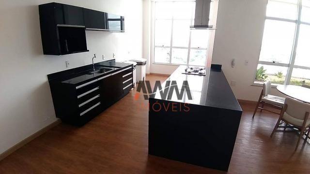Apartamento com 1 dormitório para alugar, 42 m² por R$ 2.000,00/mês - Setor Oeste - Goiâni - Foto 13
