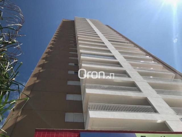 Apartamento com 3 dormitórios à venda, 94 m² por r$ 380.000,00 - parque amazônia - goiânia - Foto 4