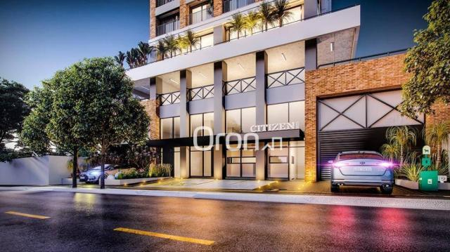 Loft com 1 dormitório à venda, 63 m² por r$ 352.340,00 - setor bueno - goiânia/go - Foto 4