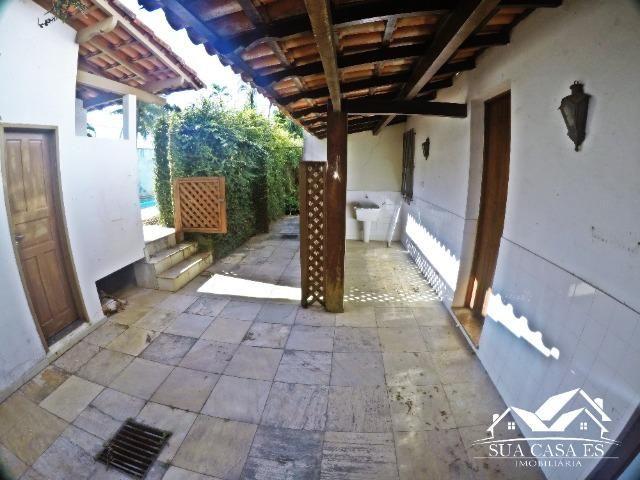 Casa duplex - 7 quartos - com uma linda vista panorâmica para praia de manguinhos - Foto 10