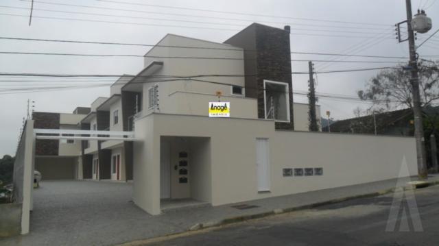 Casa de condomínio à venda com 2 dormitórios em Bom retiro, Joinville cod:17176/1