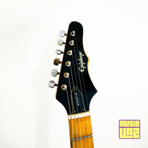 Guitarra Stratocaster Epiphone Excelente Estado - Foto 4