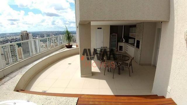 Apartamento com 1 dormitório para alugar, 42 m² por R$ 2.000,00/mês - Setor Oeste - Goiâni - Foto 12