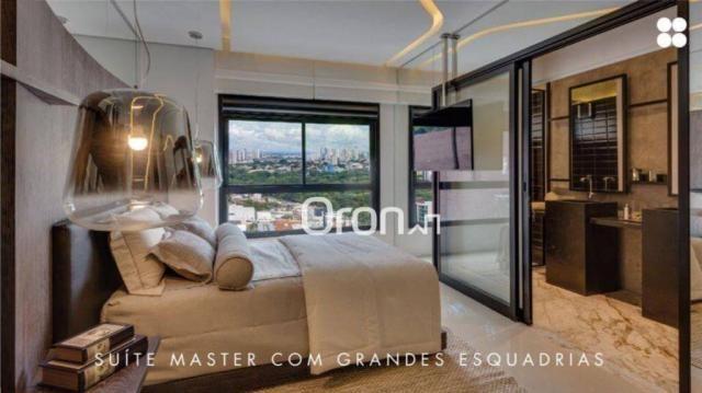 Apartamento com 3 dormitórios à venda, 157 m² por r$ 889.000,00 - setor marista - goiânia/ - Foto 5