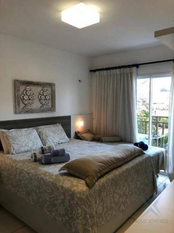 Apartamento wellness beach park resort , com 4 dormitórios à venda, 135 m² por R$ 950.000  - Foto 10