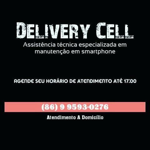 Troca de Tela smartphone Delivery