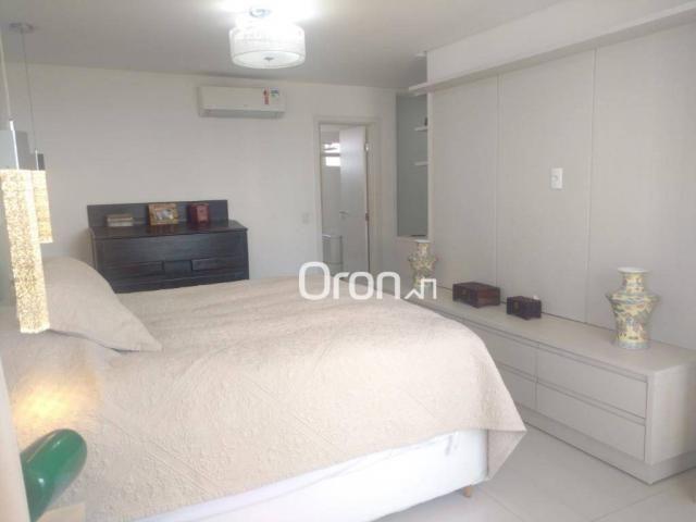 Apartamento à venda, 265 m² por R$ 2.450.000,00 - Setor Marista - Goiânia/GO - Foto 19