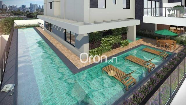 Apartamento à venda, 66 m² por r$ 339.000,00 - jardim américa - goiânia/go - Foto 9