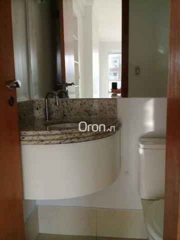 Apartamento com 3 dormitórios à venda, 117 m² por R$ 620.000,00 - Setor Bueno - Goiânia/GO - Foto 11