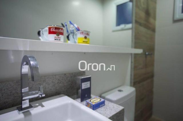 Apartamento com 3 dormitórios à venda, 154 m² por R$ 981.000,00 - Alto da Glória - Goiânia - Foto 17