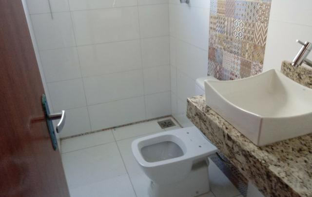 Casa Cidade Nova 290 e 300 mil 1 suite com sacada + 2 quartos - Foto 14