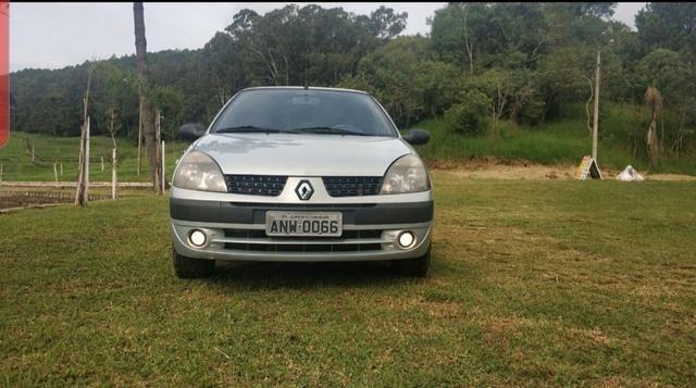 Renault Clio 1.6 16v 2004 completo - Foto 10