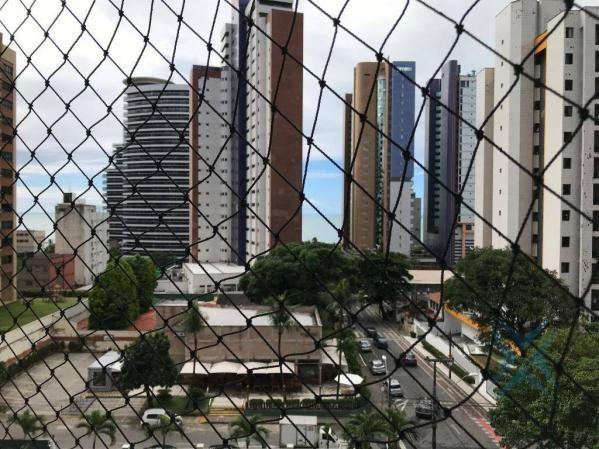 Apartamento com 4 dormitórios à venda, 357 m² por r$ 2.680.000,00 - meireles - fortaleza/c - Foto 14