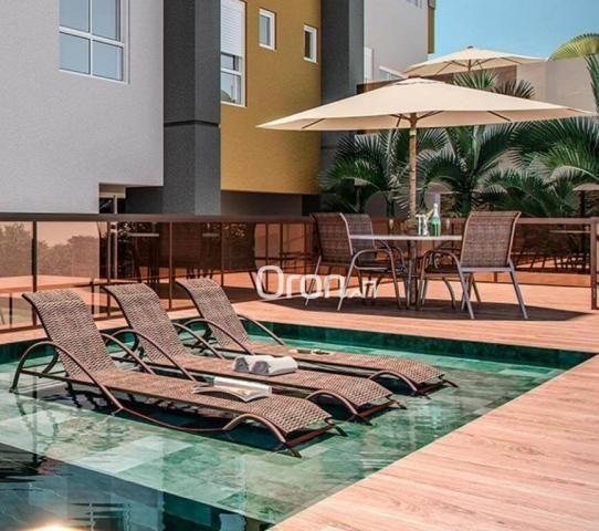 Apartamento com 4 dormitórios à venda, 440 m² por r$ 2.971.000,00 - setor marista - goiâni - Foto 17