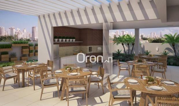 Apartamento com 3 dormitórios à venda, 154 m² por R$ 981.000,00 - Alto da Glória - Goiânia - Foto 9
