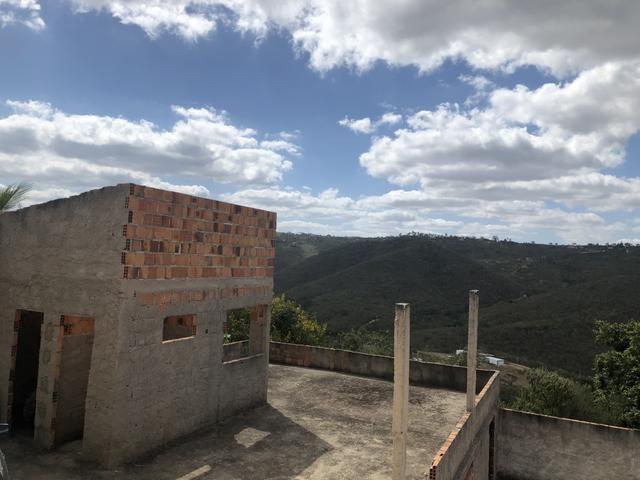 Terreno murado e com obra dentro - Foto 4