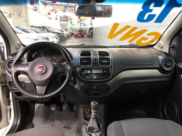 Fiat Grand Siena Tetrafuel 1.4 Completo Gnv - Foto 5